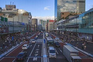 Японія має намір заборонити продажі нових бензинових авто до 2035 року