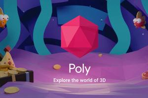 Google заявила про закриття своєї платформи 3D-об'єктів Poly