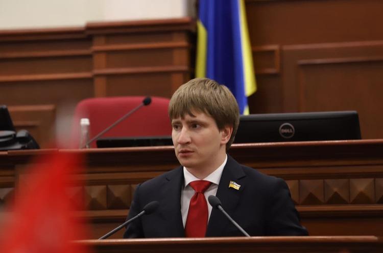 Секретарем Київради обрано Володимира Бондаренка