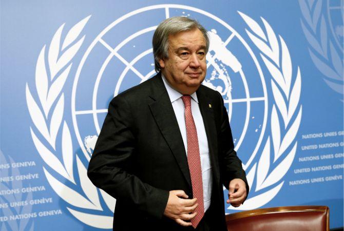 «Ми воюємо проти природи. Це самогубство»: генсек ООН виступив з промовою про зміни клімату