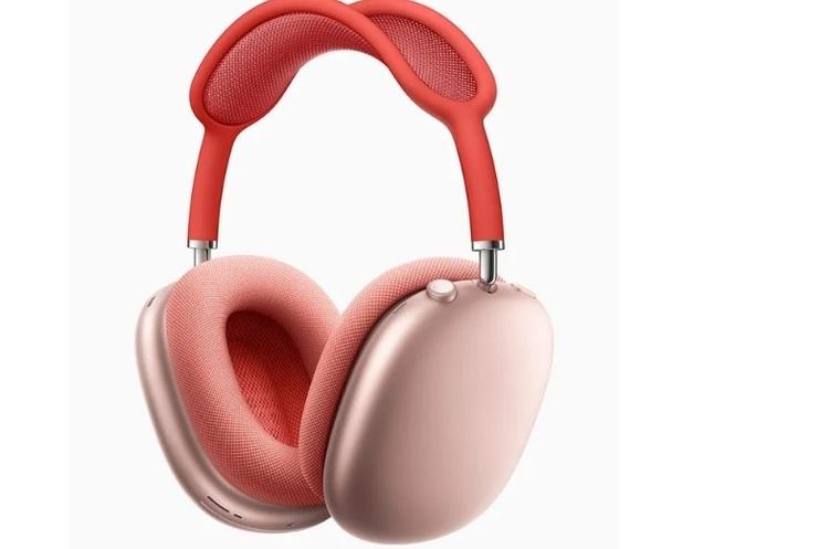 Apple представила навушники AirPods Max з шумозаглушенням