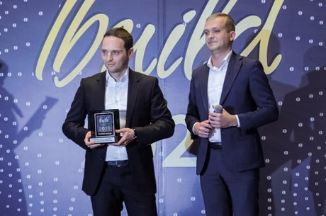 ENSO отримала премію IBUILD 2020