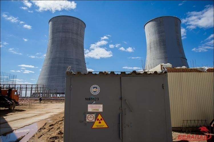 ЄС їде з перевіркою на Білоруську атомну електростанцію