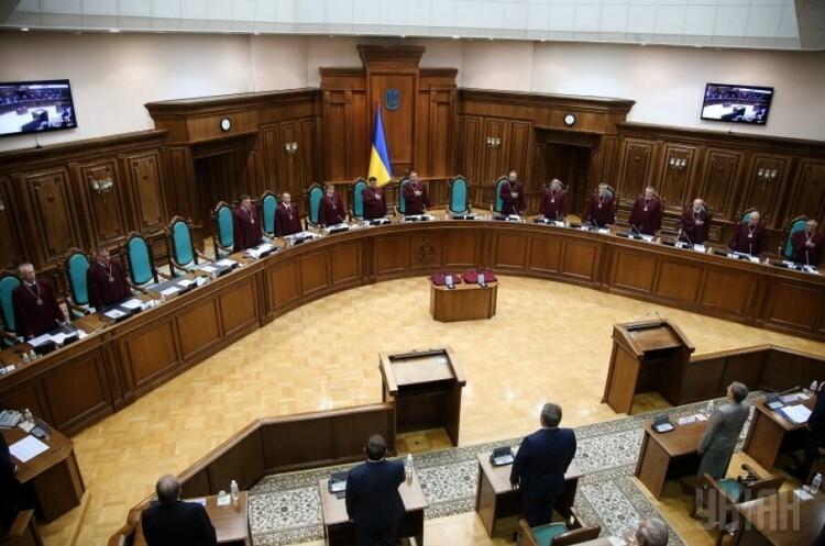 Рада прийняла закон про адмінпротоколи щодо корупції суддів