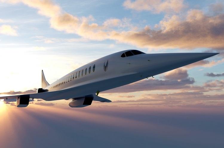 Компанія, що розробляє надзвукові пасажирські літаки, стала «єдинорогом» - дорожчою за $1 млрд