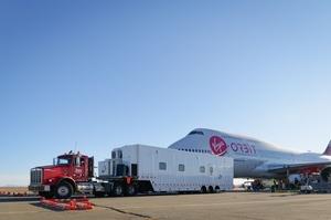 Компанія Бренсона Virgin Orbit скасувала запуск ракети через коронавірус