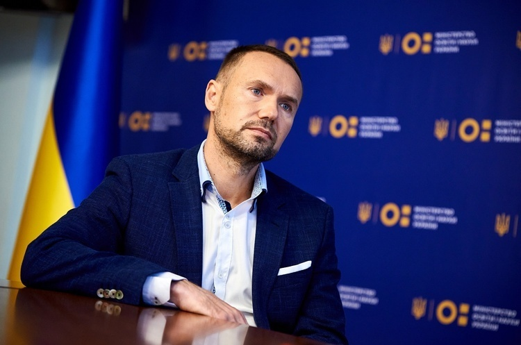 Шкарлета призначили міністром освіти