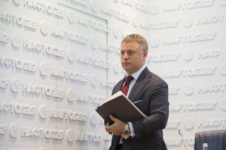 Вітренка призначили в.о. міністра енергетики, Буславець звільнили