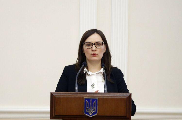 Ковалів покинула посаду заступника голови Офісу президента України