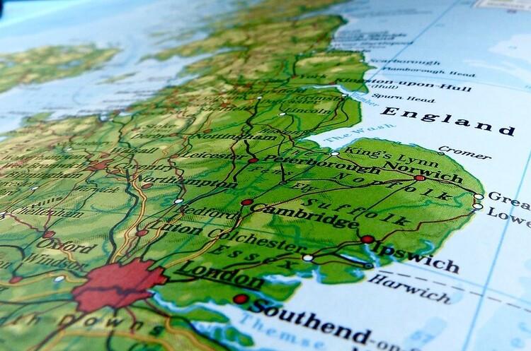 Економіка Великобританії зросла на рекордних 16% у III кварталі