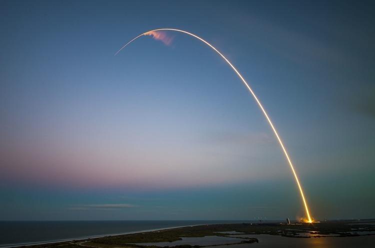 Китай запустив на орбіту новітню ракету з секретним супутником
