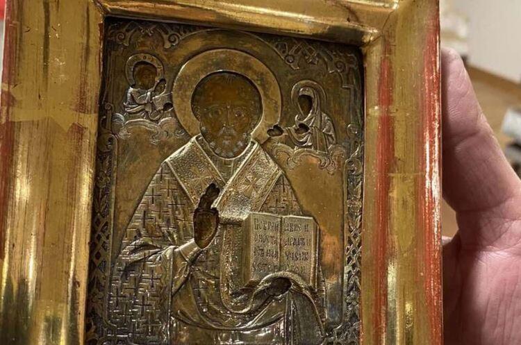 Українська ікона, подарована Лаврову, повернулася до Боснії та Герцеговини