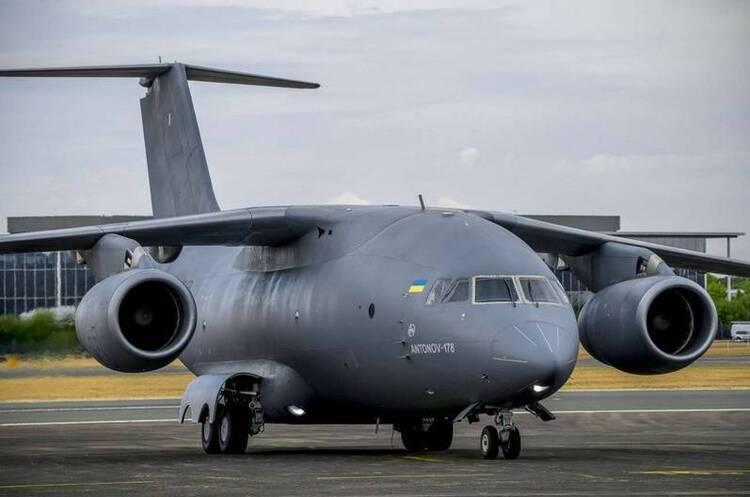 «Антонов» має намір підписати контракт на будівництво 3 літаків Ан-178 до кінця 2020 року
