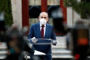 Пашинян погодився на проведення дострокових виборів в парламент у Вірменії