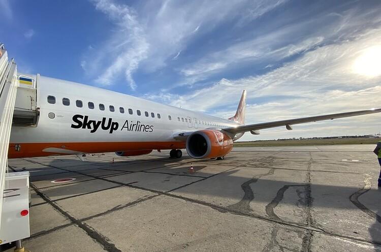 SkyUp відкриє нові рейси в п'ять країн Європи