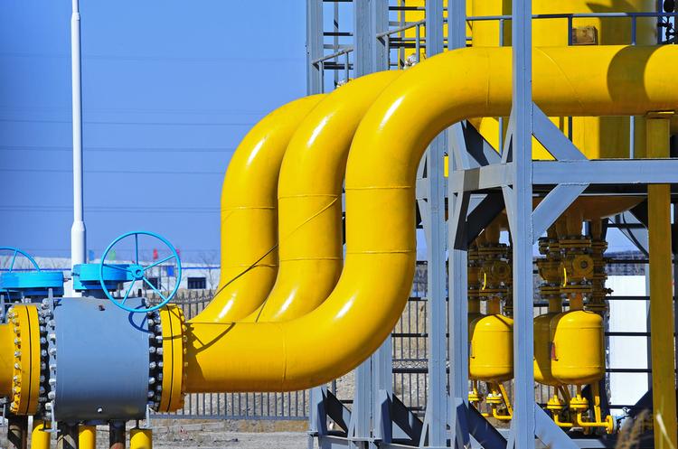 Транзит російського газу в ЄС через Україну за рік впав на 38%
