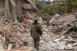 Вірменія підтвердила загибель понад 3000 військових у Карабасі
