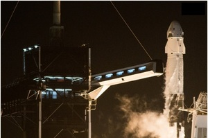 Том Круз полетить в космос на кораблі SpaceX для зйомок художнього фільму