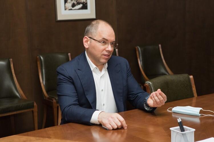 Глава МОЗ Степанов відкинув звинувачення у блокуванні роботи «Медзакупівель»
