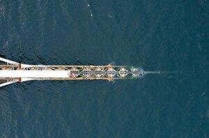 У Данії повідомили, коли відновиться укладання труб «Північного потоку 2»