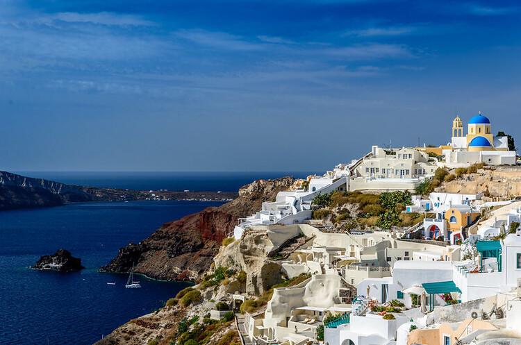 Греція очікує 8 млрд євро доходів від туризму в 2021 році