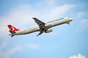 Найбільше польотів у небі України торік виконала турецька авіакомпанія – «Украерорух»
