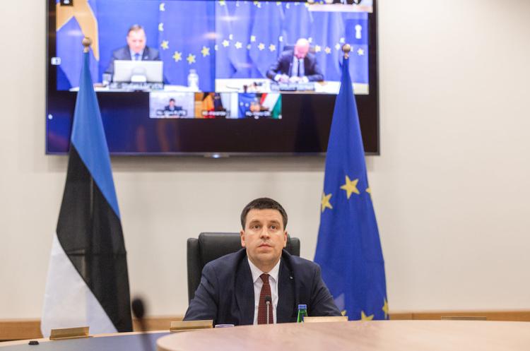 Прем'єр-міністр Естонії подав у відставку через звинувачення в корупції