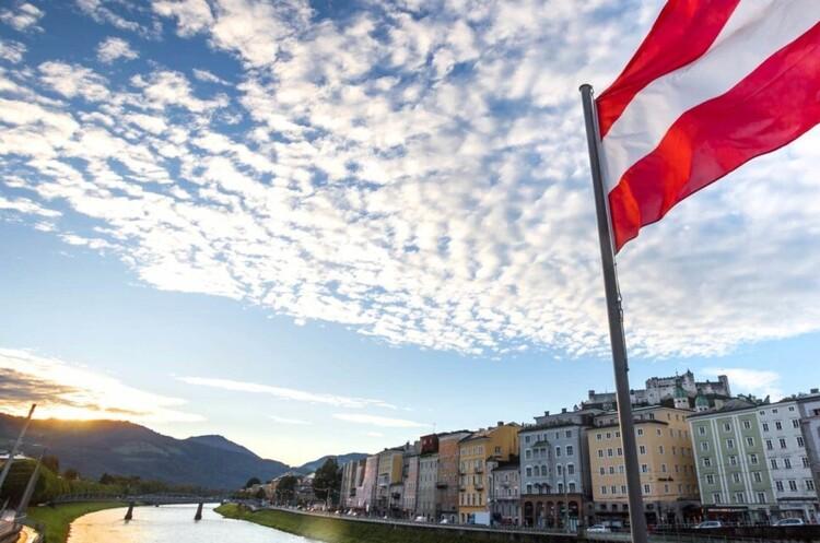 Австрія змінила умови в'їзду для українців