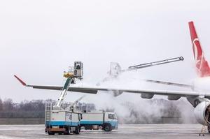 Торік найбільш завантаженим серед українських аеропортів був «Бориспіль» – «Украероруху»