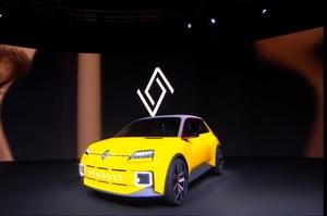 Renault відродить легендарну малолітражку «Рено-5» і перетворить її на електромобіль