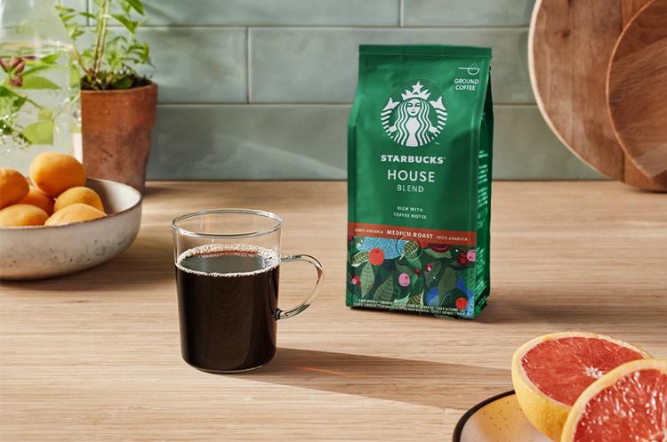 Nestlé запускає в Україні лінійку продуктів Starbucks