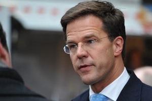 Уряд Нідерландів на чолі з Рютте пішов у відставку через скандал з виплатами на дітей