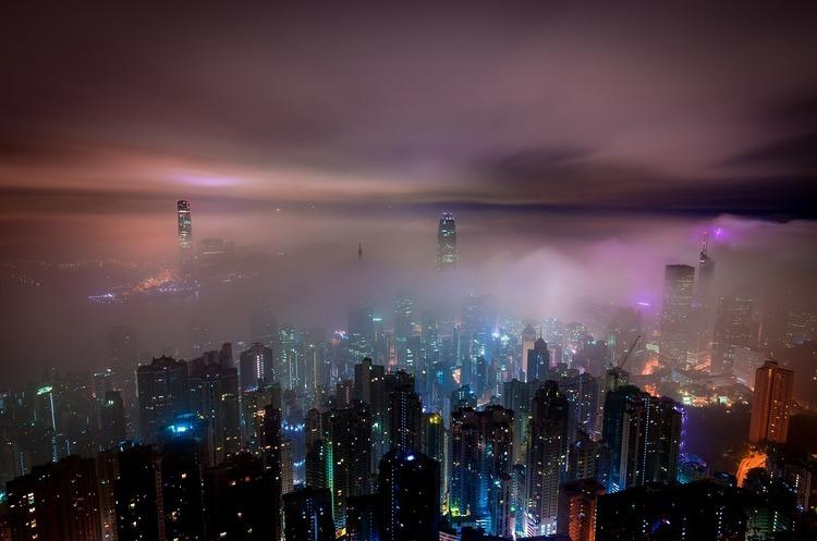 Кількість туристів, що відвідали Гонконг в 2020 році, впала на 93,6%