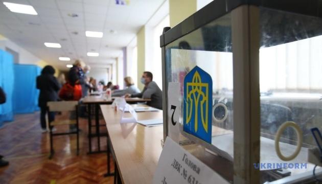 У Борисполі найменша явка на повторних місцевих виборах – трохи більше 13%