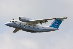 Україна розглядає можливість відновлення виробництва легких вантажних літаків Ан-74