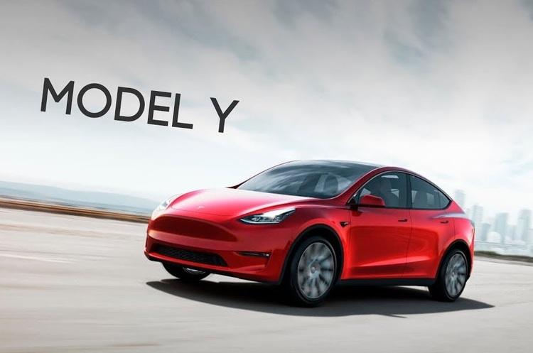 Tesla починає поставки електричних кросоверів Model Y із заводу в Шанхаї