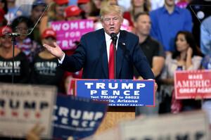 Трамп скасував заборону на в'їзд до США з Британії, Європи та Бразилії