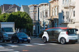 Microsoft і Honda інвестували $2 млрд в розробника безпілотних автомобілів Cruise