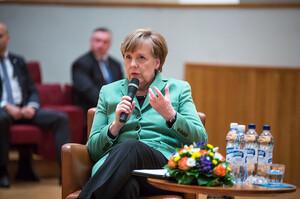 Меркель не змінила своєї позиції щодо «Північного потоку – 2»