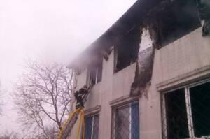 У Харкові сталася пожежа у будинку для літніх людей – 15 загиблих (ОНОВЛЕНО)
