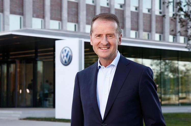 Глава Volkswagen зареєструвався в Twitter і в першому ж пості «наїхав» на Ілона Маска