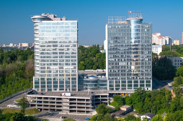 БЦ HORIZON PARK получил сертификат «зеленого» здания