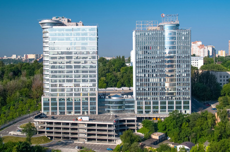 БЦ HORIZON PARK отримав сертифікат «зеленої» будівлі