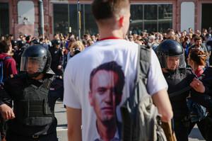 План Навального – стати головним болем №1 для Путіна та надихнути росіян на активність – Bloomberg