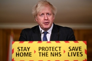 Новий «британський» штам коронавірусу може бути на 30% смертельнішим – Джонсон