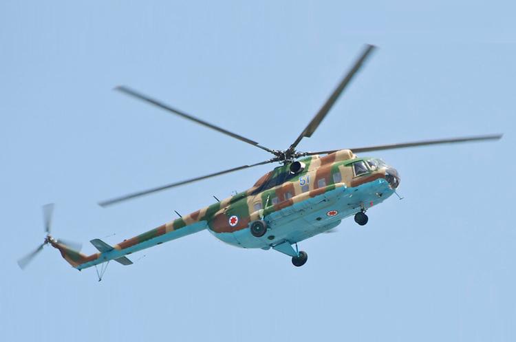 «Мотор Січ» модернізує грузинські військові вертольоти