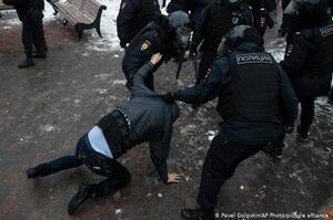 МЗС України засудило насильство проти протестувальників у РФ