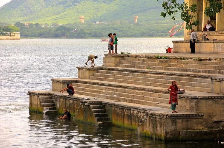 Індія витратить $41млрд для забезпечення всіх жителів країни водопровідною водою