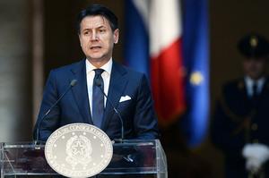 Прем'єр-міністр Італії Конте оголосив про відставку