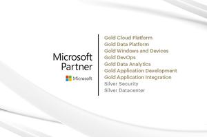 Метинвест Диджитал получил две новые золотые компетенции Microsoft